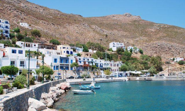 Tilos, Greece's green island