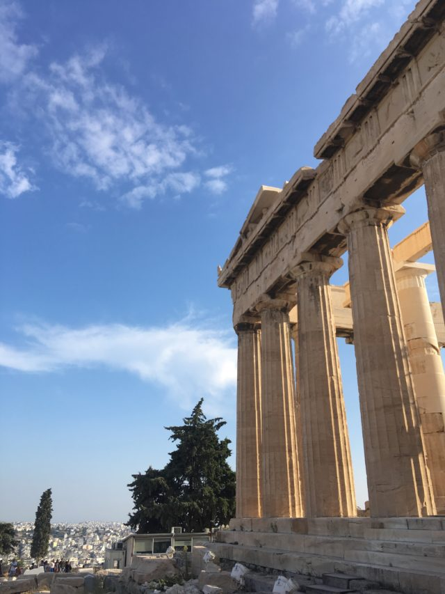 Athens City Guide, The Guardian