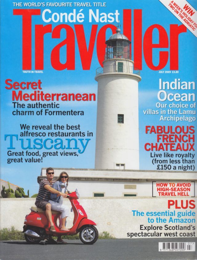 Where to Stay Istanbul, Conde Nast Traveller