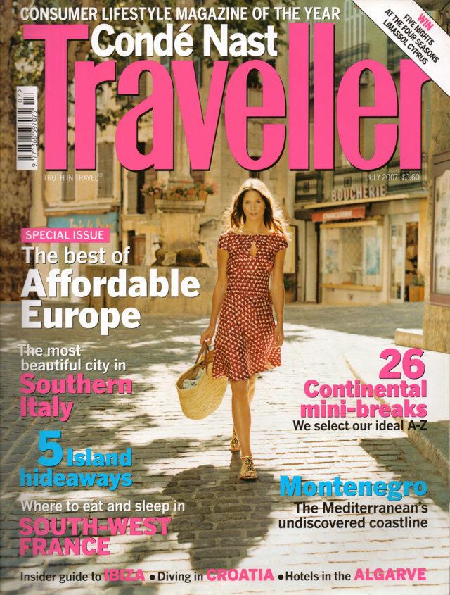 Pelion Road Trip, Conde Nast Traveller