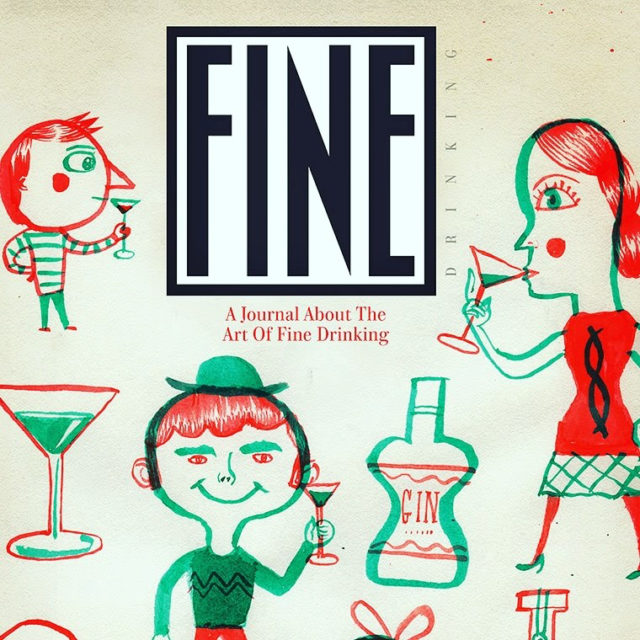 A toast to Fine magazine