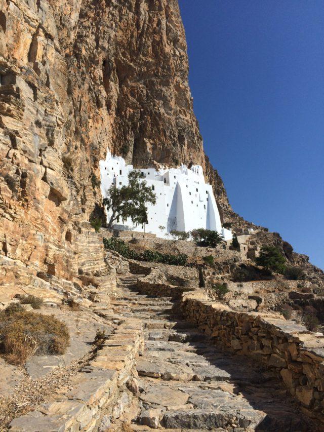 Amorgos, Conde Nast Traveller