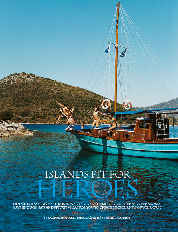 Islands fit for Heroes, Conde Nast Traveller