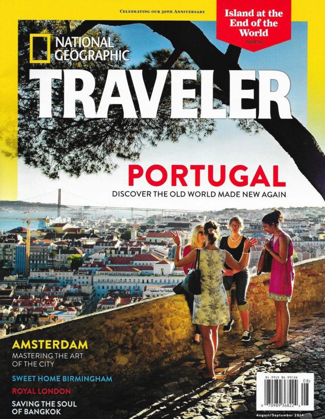 Royal London, National Geographic Traveler