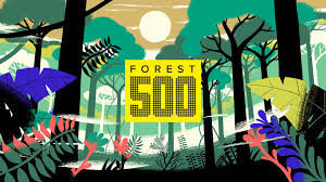 Forest 500, Animation