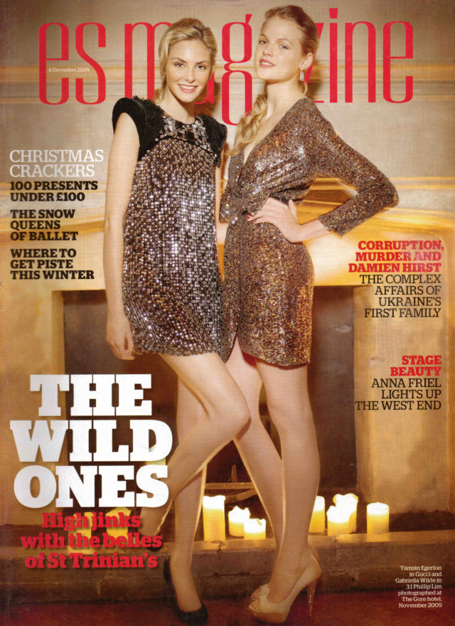 Secret London featured in ES Magazine