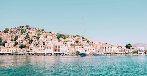 How to go the Greek Islands without leaving home