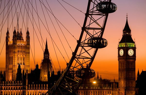 City Secrets London, National Geographic