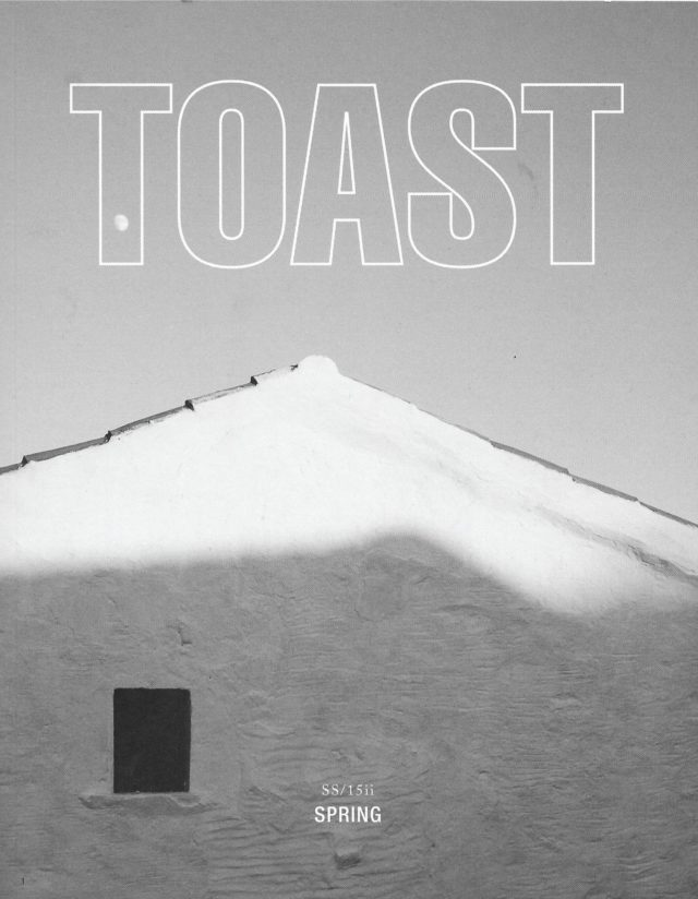 Interview with Dimitris Zographos, Toast Travels